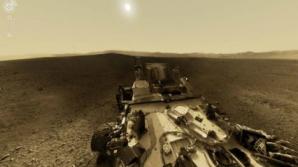 Hackerii Anonymous au pus ochii pe rover-ul Curiosity