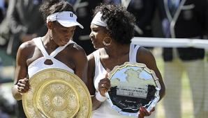 Surorile Williams câştigă aurul la dublu la Londra