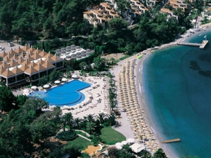 Fethiye, staţiune la Marea Egee