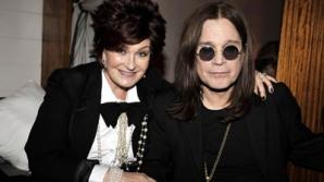 Sharon şi Ozzy Osbourne - căsătoriţi din 1982