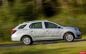 Dacia Logan SW -