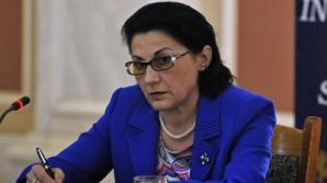 Ministrul Educaţiei, Ecaterina Andronescu