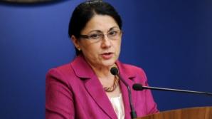 Andronescu: NU SE AMÂNĂ aplicarea măsurii introducerii clasei pregătitoare