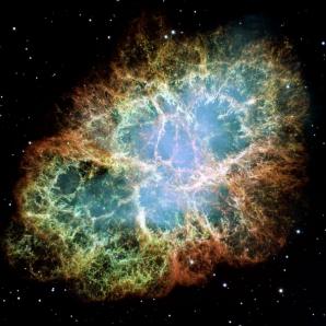Cea mai detaliată imagine a Nebuloasei Crabului