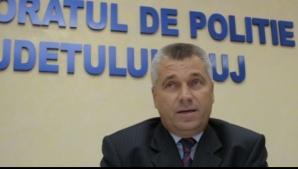 Ioan Păcurar, şeful IPJ Cluj