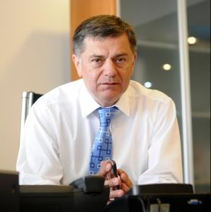 Ionuț Costea, președintele EximBank