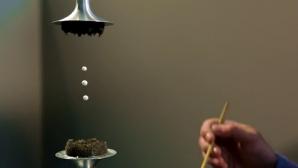 Cercetătorii americani au creat un levitator acustic