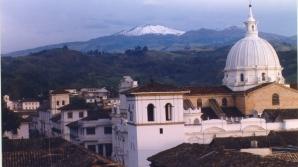 CUTREMUR ÎN COLUMBIA cu magnitudinea de 7,4