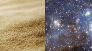 Cercetătorii s-au apucat să numere nisipul şi stelele. Încă o fac