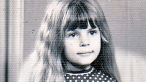 Elena Udrea în copilărie