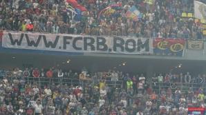 Banner rasist al fanilor stelişti