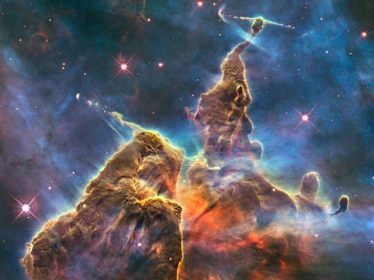 Imagini uluitoare surprinse de telescopul Hubble