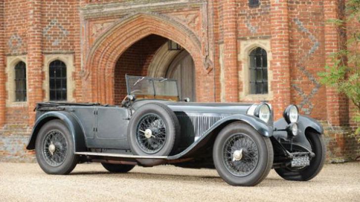 Mercedes S fabricat în 1928