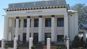 Casa construită de Dan Finuţu este o replică a judecătoriei din Caracal