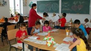 8.700 de clase de copii înscrişi la clasa pregătitoare