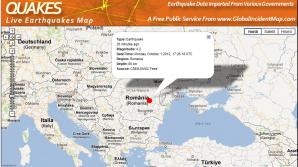Cutremurul a fost de 4.2, conform USGS