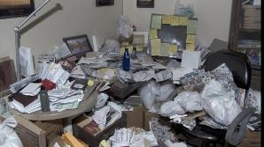 Cele mai murdare birouri