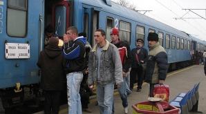 ORA DE IARNĂ: Cum va fi afectată circulaţia trenurilor