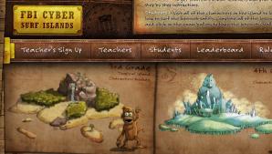 Elevii învaţă jucându-se despre pericolele online