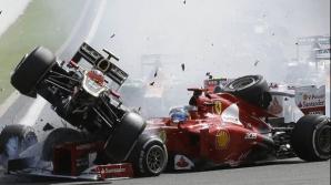 Romain Grosjean a avut numai probleme în acest sezon