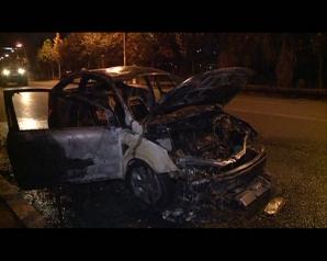 Maşina a ars complet