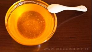 Mierea are efecte miraculoase