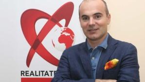 Jurnalistul Realitatea TV Rareş Bogdan