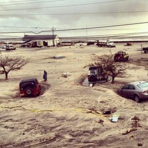 Efectele uraganului Sandy