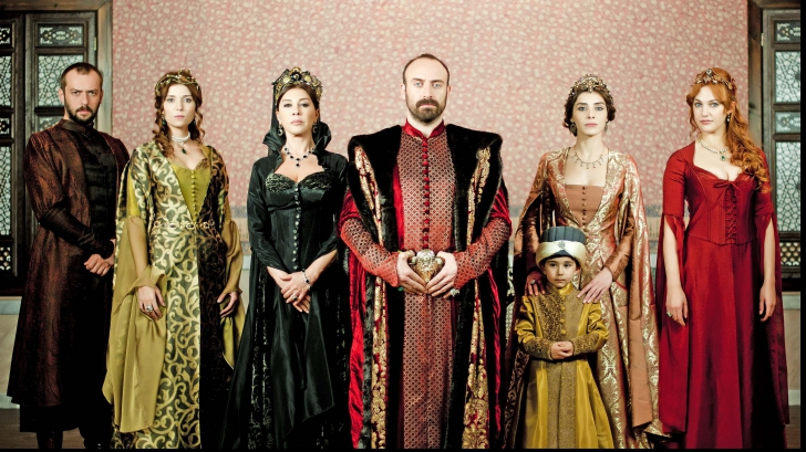 Suleyman Magnificul se încheie în curând