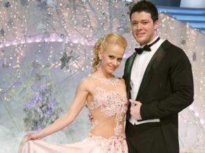 Anda Adam şi Victor Slav s-au despărţit, după 6 ani de relaţie. Foto: Pro TV Magazin