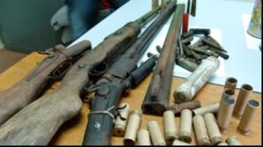 O candidată din colegiul 10 Cluj deţine arme şi bijuterii de 8000 euro