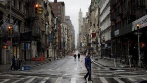 URAGANUL SANDY: 34 de persoane au murit la New York