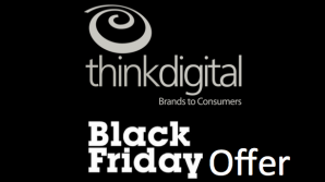 Thinkdigital a lansat oferta Black Friday