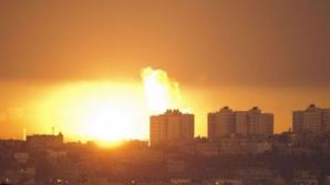 Bombardamentele au continuat în Gaza
