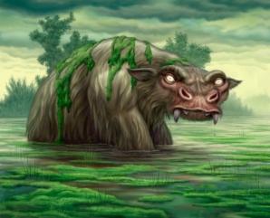 Monstrul care înspăimântă lumea de peste 100 de ani