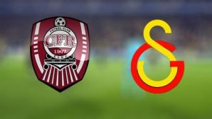 CFR Cluj Galatasaray în Champions League
