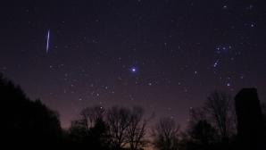 Leonidele: IMAGINI SPECTACULOASE cu stele căzătoare