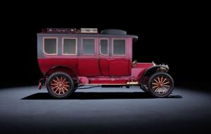 Mercedes-Benz: Imagini de colecţie din istoria modelelor de lux a constructorului german