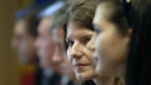 Monica Iacob Ridzi, actual candidat PPDD