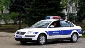 Pietonii au noi reguli în Rusia
