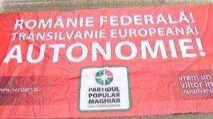 ALEGERI PARLAMENTARE 2012 SCANDAL pentru autonomie, la Cluj
