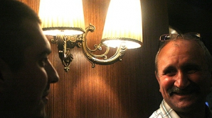 Actorul ŞERBAN IONESCU, internat în stare GRAVĂ, la Spitalul Floreasca