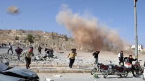 Israel a atacat Siria cu obuze