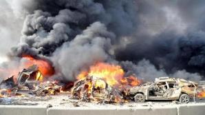 Israel a atacat Siria
