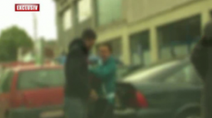 Tânăra a depus plângere la poliție