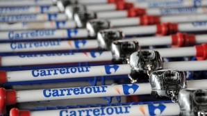 Vinerea Neagră la Carrefour