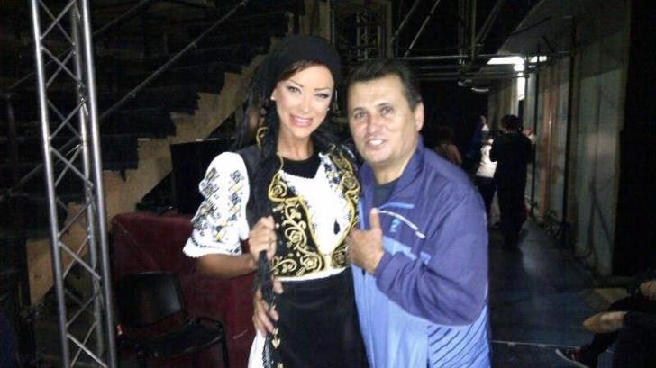 Bianca Drăguşanu şi Nea Mărin