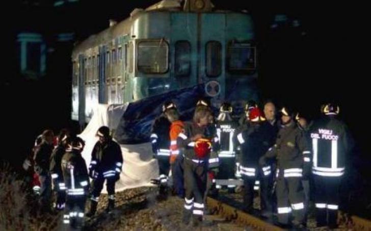 ACCIDENT GRAV în Italia: ŞASE ROMÂNI AU MURIT. Patru dintre ei erau femei