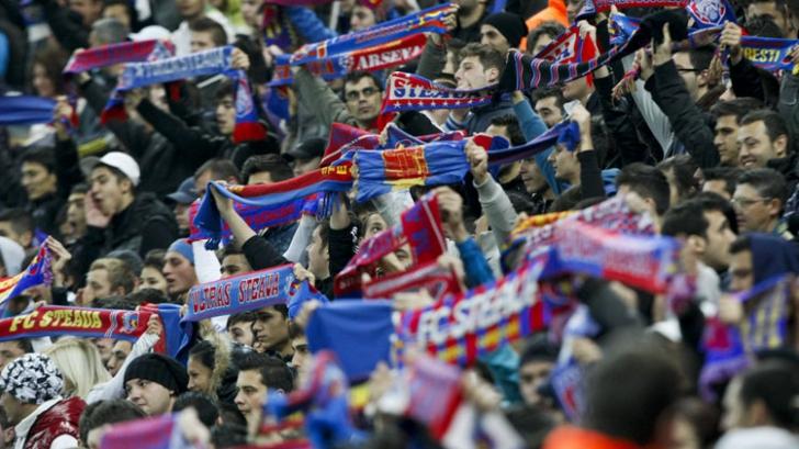 Steaua va umple din nou Arena Naţională