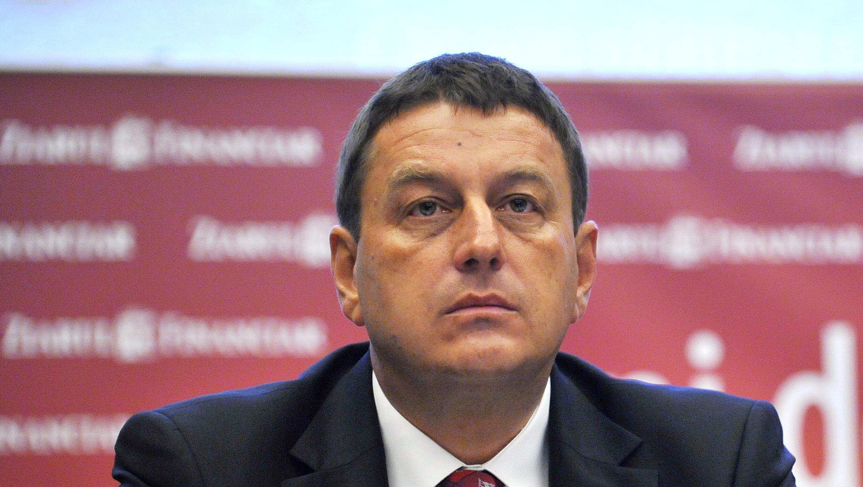 Ovidiu Marian,ex- preşedintele Comisiei pentru buget, finanţe, activitate bancară şi piaţa de capital a Senatului